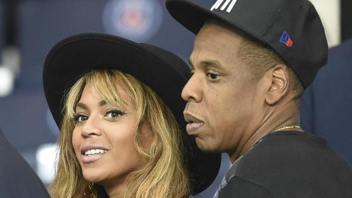 Beyoncé and Jay Z are being