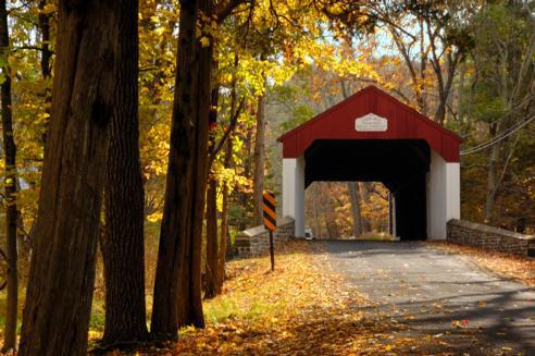 5 Weekend trips from New York
