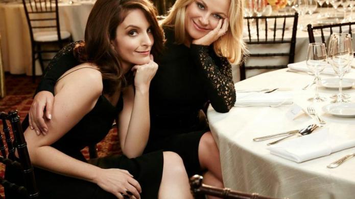 9 Tina Fey, Amy Poehler SNL