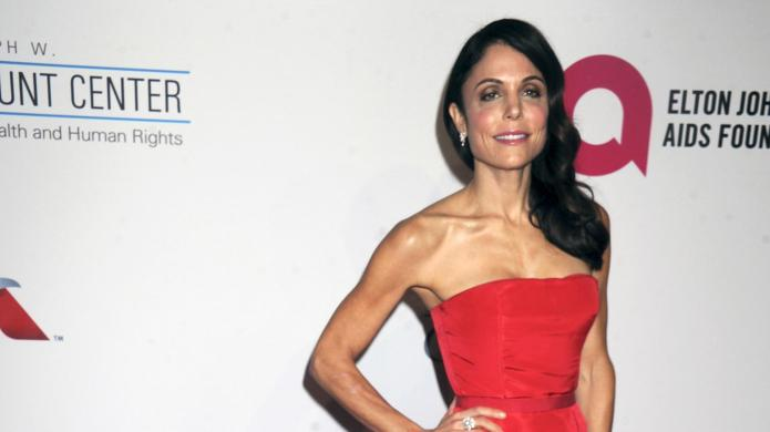 Mommy tweets: Bethenny Frankel's skinny photo,