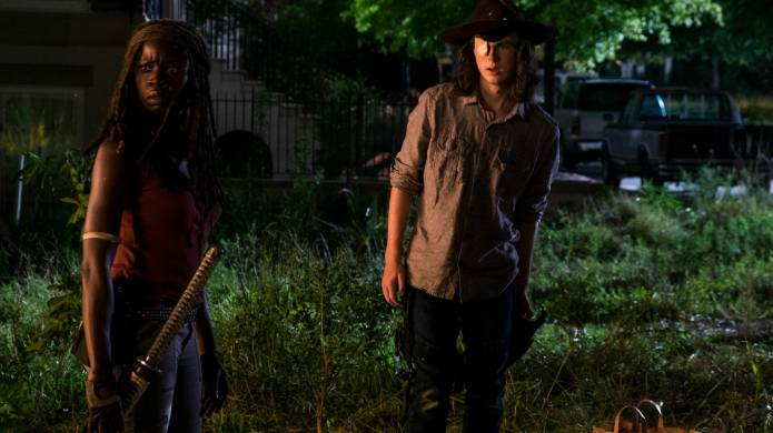 The Walking Dead Fall Finale Delivers