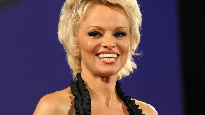 Pamela Anderson cops to insecurities that
