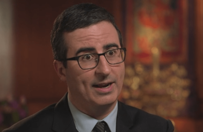 Last Week Tonight Takes a Much-Needed