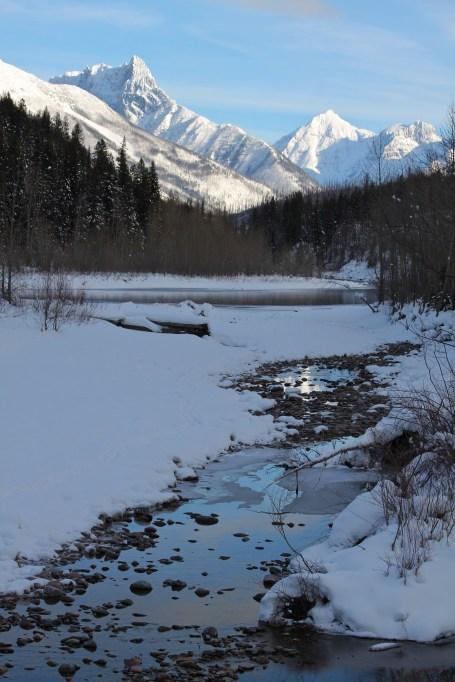 Picture-Perfect Winter Destinations: Glacier National Park, Montana