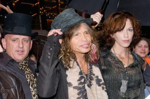 Steven Tyler is getting hitched --