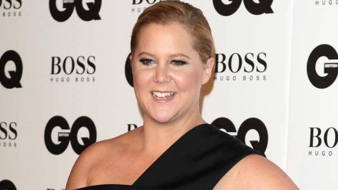 Amy Schumer gave her family the