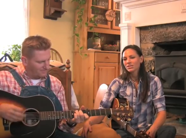 Joey and Rory duet