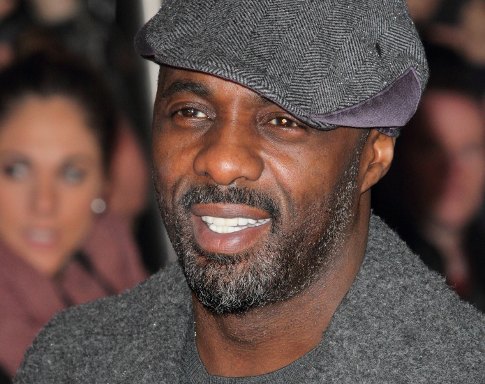 Idris Elba steals our hearts with