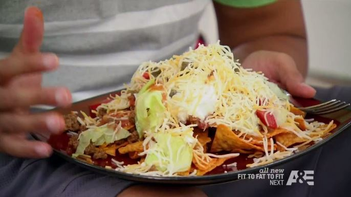 Taco salad from Married at First