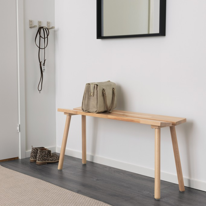 IKEA YPPERLIG: Little details make the basics in this collection stand out.