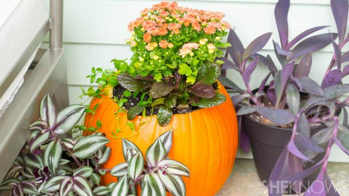 Freshen up your porch for fall
