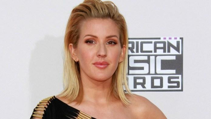 Ellie Goulding's Grammys appearance sparks plastic