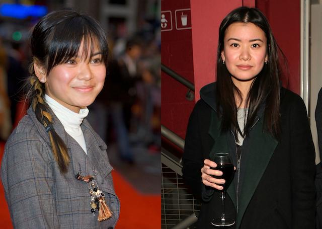 'Harry Potter' Cast: Then & Now: Katie Leung