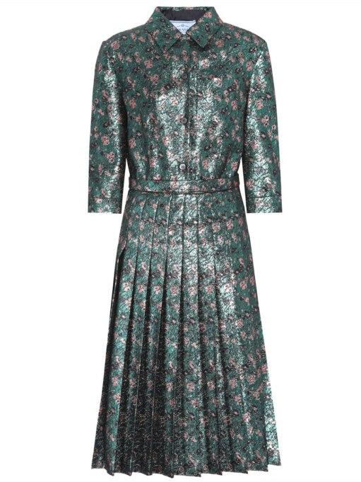 Modern Pieces For Every Woman's Work Wardrobe | Prada dress