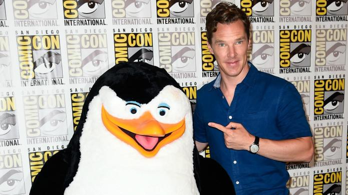 Photographic evidence Benedict Cumberbatch was a