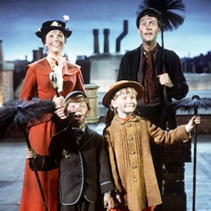 Mary Poppins earns a spot in