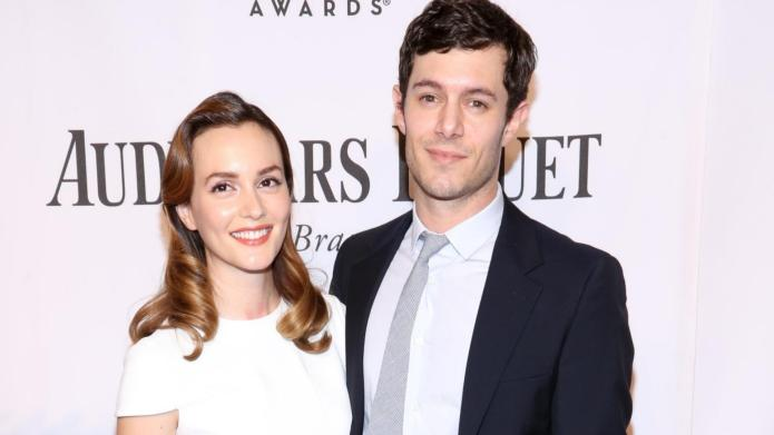 Adam Brody talks marriage and kissing