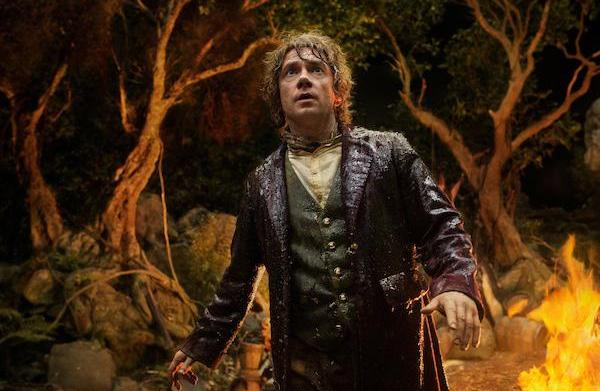 The Hobbit sets record weekend at