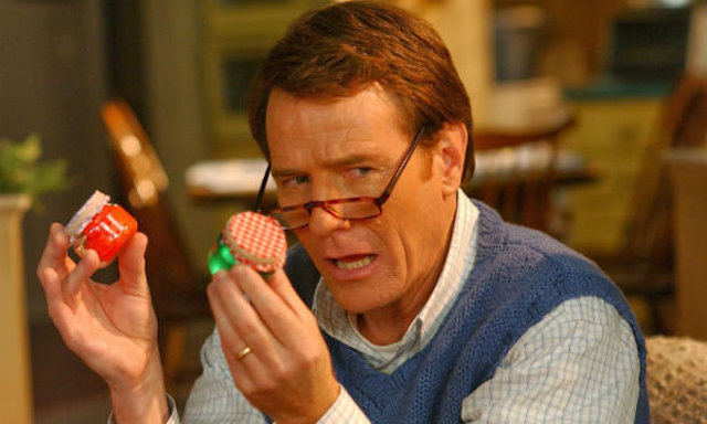 Still of Bryan Cranston as Hal Wilkerson in 'Malcolm in the Middle'