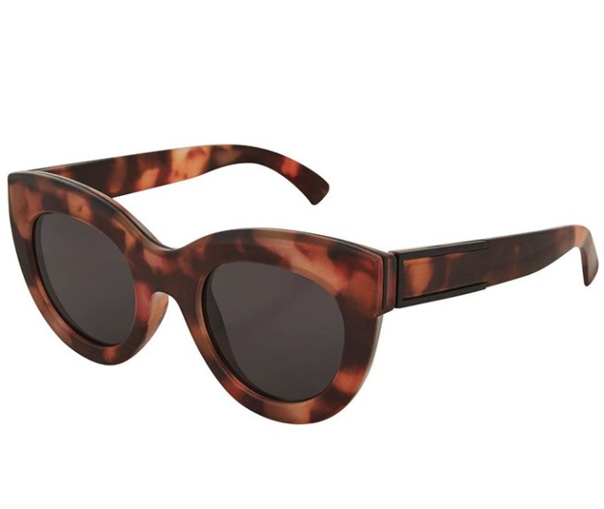 The Most Popular Sunglasses Styles: Topshop Chunky Cateye Sunglasses | Summer Fashion