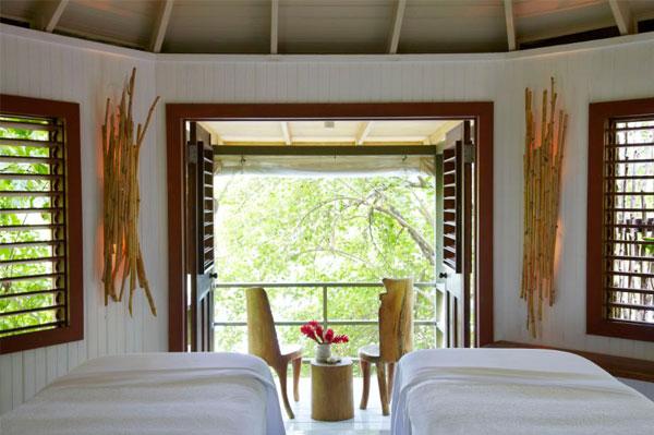 FieldSpa at GoldenEye Hotel Jamaica