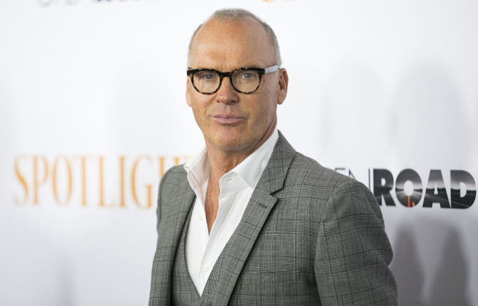Michael Keaton Golden Globes