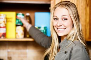 Tips to clean out your pantry