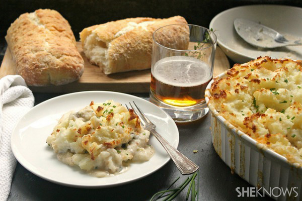 Fisherman's pie recipe