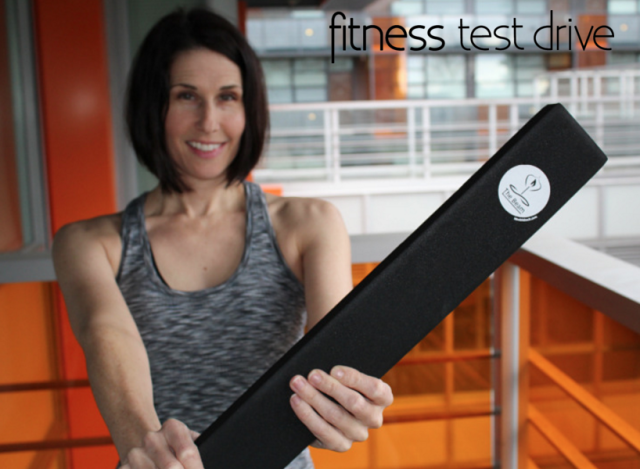Fitness product test drive