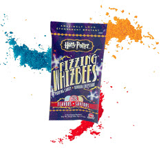harry potter candy fizzing whizzbees
