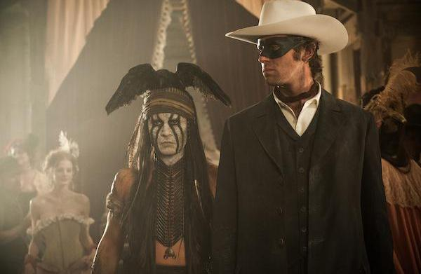 Lone Ranger featurettes: Heroes, villains and