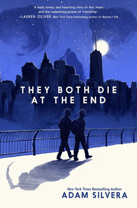 Young Adult Books to Get Excited About this Fall | 'They Both Die at the End' by Adam Silvera