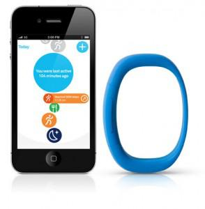 Vegan fitness: Larklife wristband syncs with