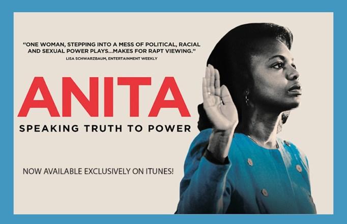 'Anita: Speaking Truth to Power'