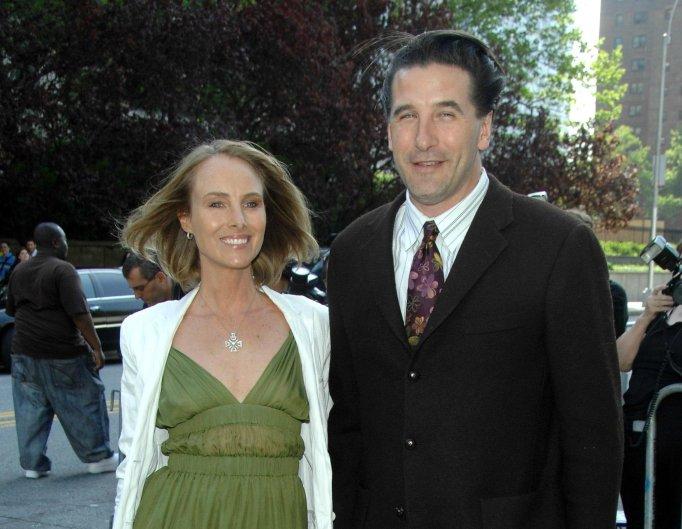 Chynna Phillips and Billy Baldwin