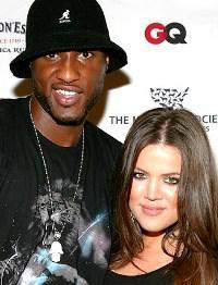 Khloe Kardashian marries Lamar Odom