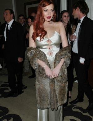Lindsay Lohan's mediocre ratings