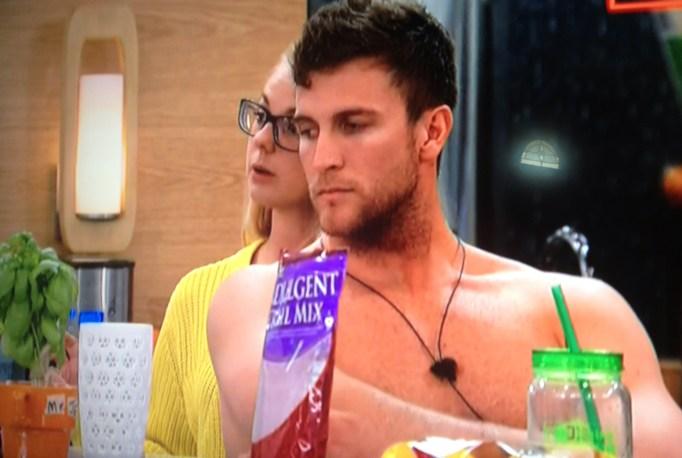 Corey and Nicole Big Brother