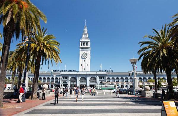 Day trip: San Francisco Ferry Building