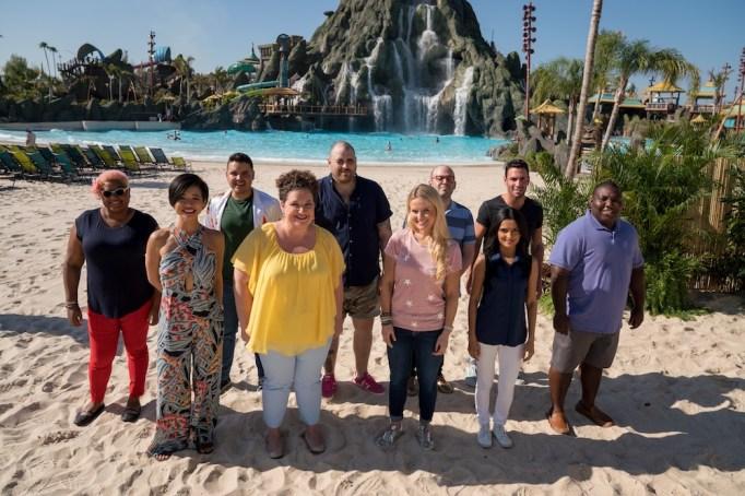 Finalists Season 14 'Food Network Star'