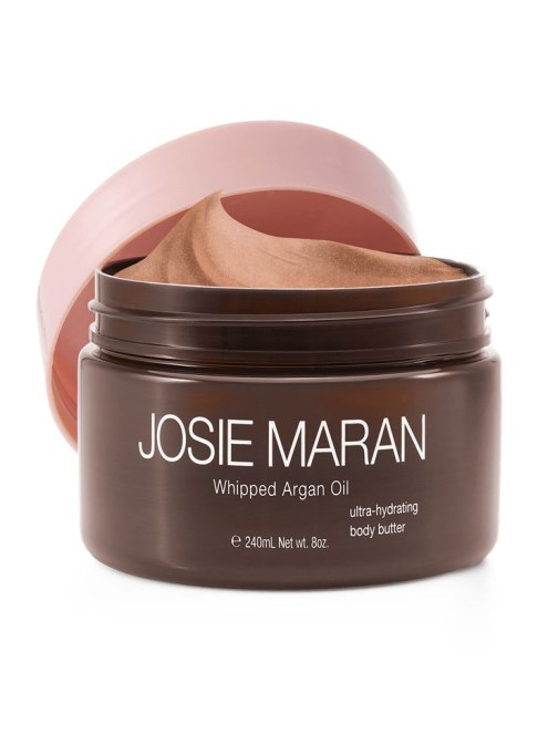 Beauty Lines Owned by Models | Josie Maran Cosmetics Whipped Argan Oil Body Butter