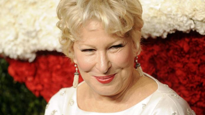 Now we want Bette Midler to
