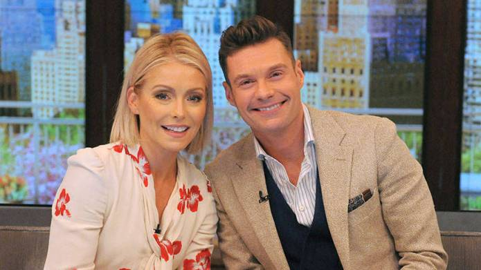 Kelly Ripa & Ryan Seacrest Are
