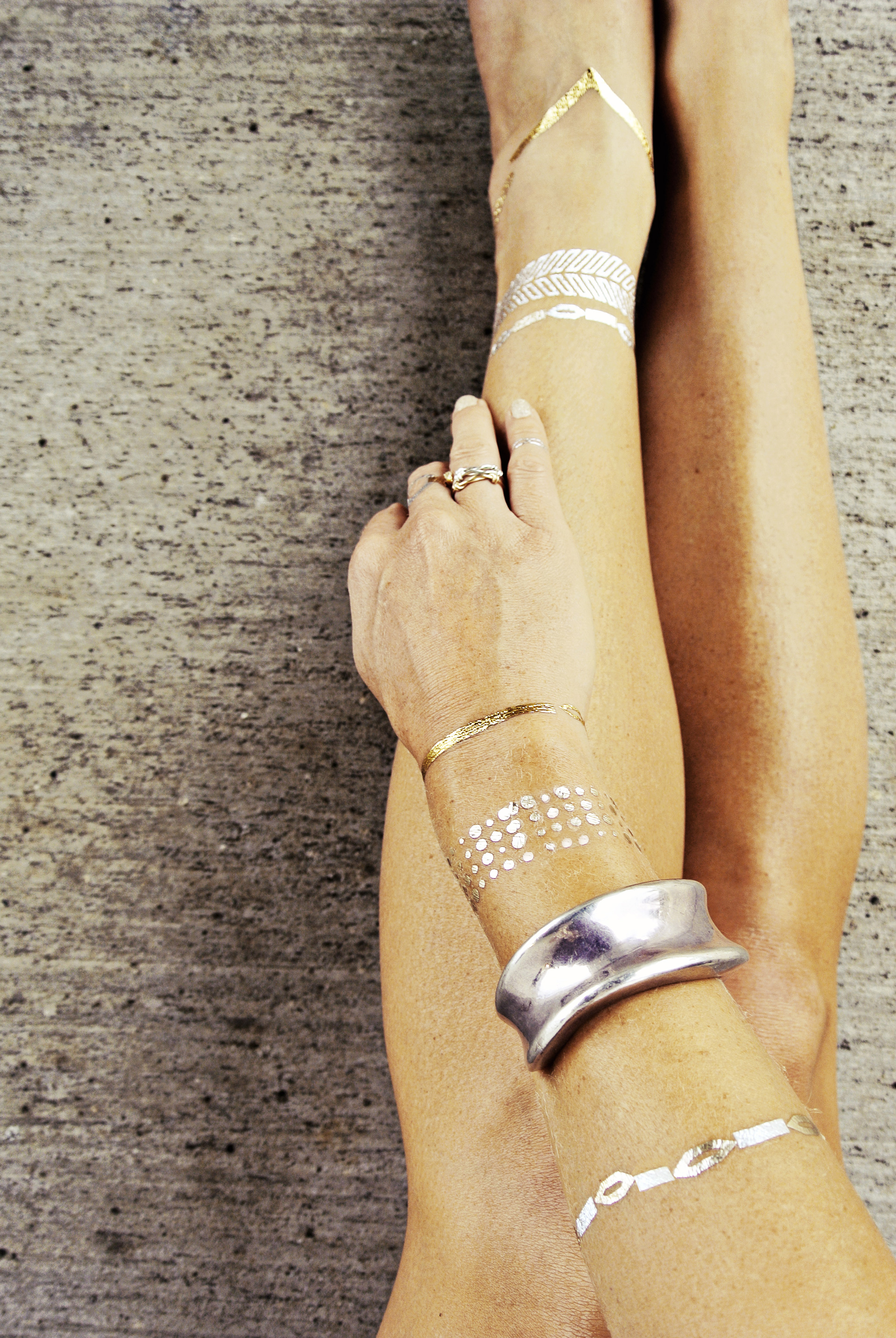 These Temp Tattoos Might Be The Coolest Summer Accessory Yet Sheknows