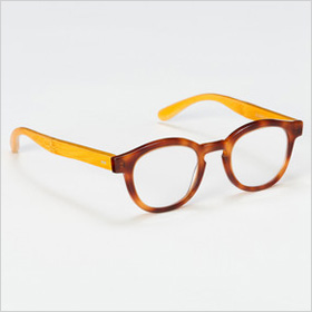 Our pick: Terrain Round Tortie readers ($85)