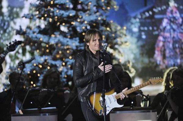 CMA Country Christmas airs tonight!