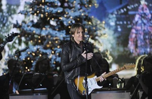 CMA Country Christmas airs tonight!