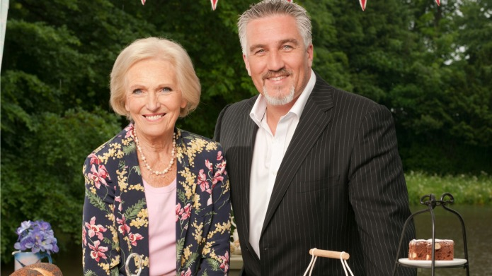 The Great British Baking Show Mary