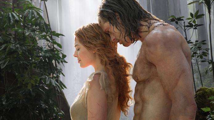 'The Legend of Tarzan': The racist,