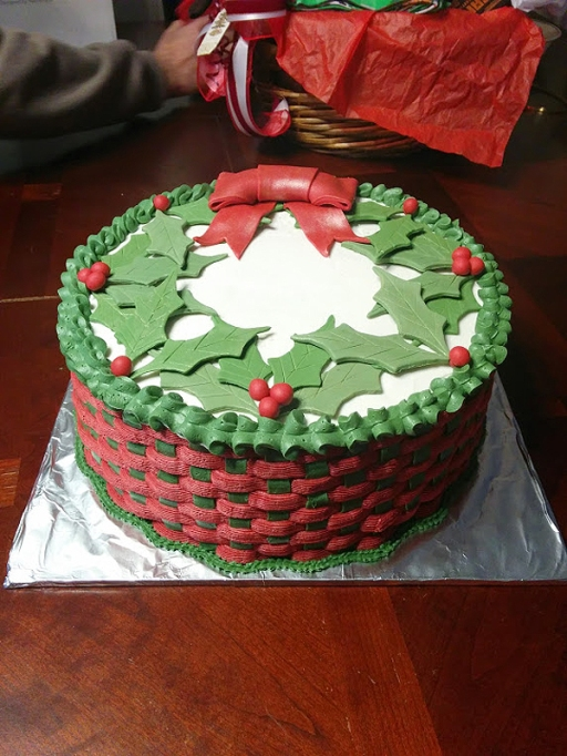 34 Christmas Cakes That Are True Works of Art